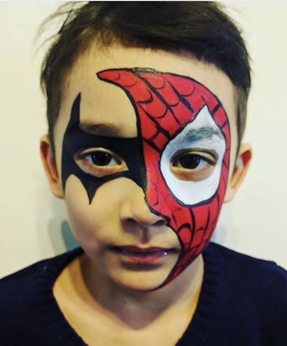spiderman batman