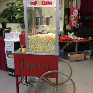 popcornmaskin hyr