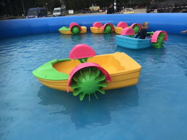 paddelbåt