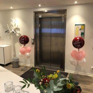 ballong på kontor