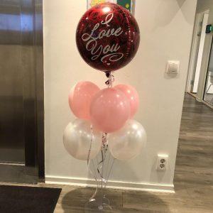 ballong dekoration