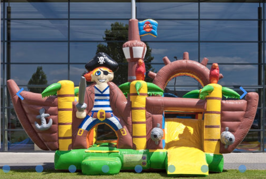 hopptorn pirat