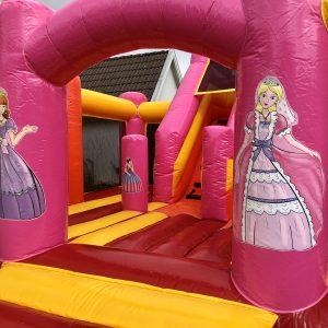 prinsesstema fest